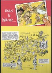Verso de Tony Laflamme -INT3- Le Retour du Monstre & Solde en Solde