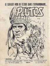 Verso de Pampa (Lug - 1re série) -17- Bull Rockett - La dune de la mort noire