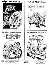 Verso de Pampa (Lug - 1re série) -21- Rocky