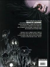Verso de La brigade des cauchemars -1- Sarah