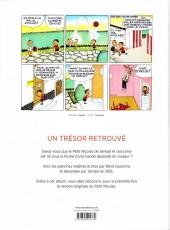 Verso de Le petit Nicolas -0- La Bande dessinée originale