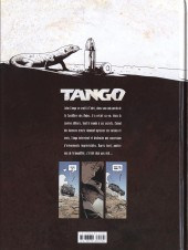 Verso de Tango (Xavier/Matz) -1- Un océan de pierre