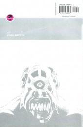 Verso de Solo (2004) -2- Solo - Richard Corben