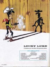 Verso de Lucky Luke -49a82- La corde du pendu et autres histoires