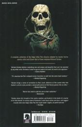 Verso de Edgar Allan Poe's Spirits of the Dead