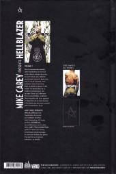 Verso de Hellblazer (Mike Carey présente) -1- Volume I