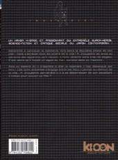 Verso de Last Hero Inuyashiki -8- Vol. 8
