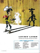 Verso de Lucky Luke -47a84- Le magot des Dalton