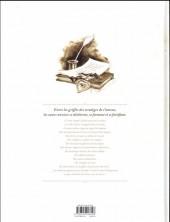 Verso de Liaisons Dangereuses - Préliminaires -1- L'Espoir & la Vanité