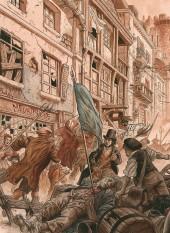 Verso de Les chevaliers d'Héliopolis -1ES- Nigredo, l'œuvre au noir