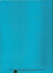 Verso de Mickey Géant (album) -1584bis- Numéro relié de Spécial Journal de Mickey Géant n° 1584 bis