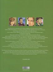 Verso de Les chemins de Compostelle -4TT- Le vampire de Bretagne