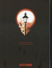 Verso de La colère de Fantômas -INT- L'intégrale