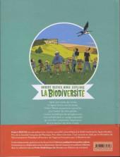 Verso de Hubert Reeves nous explique -1- La Biodiversité