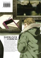 Verso de Sherlock (Moffat & Jay.) -3- Le Grand Jeu