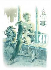 Verso de Azimut (Lupano/Andréae) -3TT- Les anthropotames du Nihil