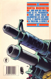 Verso de Liberty - Martha Washington -HS1a- Martha washington goes to war