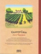 Verso de Grands Crus en Eaux Troubles