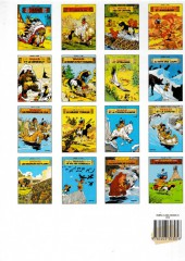 Verso de Yakari -5a93- Yakari et le grizzly