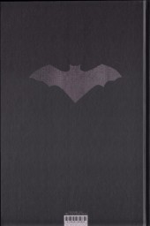 Verso de Batman : The Dark Prince Charming -1- The Dark Prince Charming 1/2