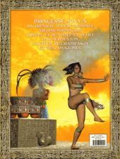 Verso de Princesse Maya - Tome 1