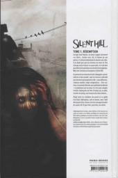 Verso de Silent Hill -1- Rédemption