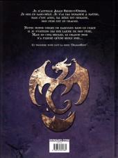 Verso de Dragonseed -3- Quand pleurent les dragons