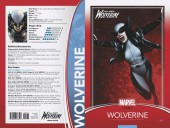 Verso de All-New Wolverine (2016) -25VC- Orphans of X: Part 1 - Traiding Card Variant