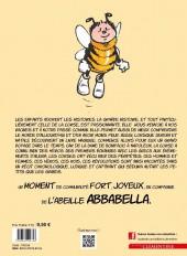 Verso de L'histoire de la Corse racontée aux enfants -6- La Corse du futur