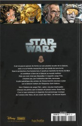 Verso de Star Wars - Légendes - La Collection (Hachette) -51X- Le Coté Obscur - X. La ballade de Jango Fett