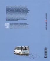 Verso de Histoire dessinée de la France -1- La Balade nationale - Les Origines