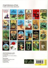 Verso de Tintin (The Adventures of) -23c- Tintin and the Picaros