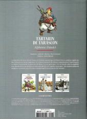 Verso de Les grands Classiques de la littérature en bande dessinée -21- Tartarin de Tarascon
