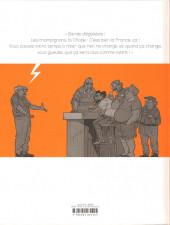 Verso de Les vieux fourneaux -4- La magicienne