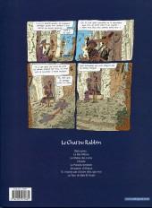 Verso de Le chat du Rabbin -7- La Tour de Bab-El-Oued