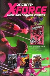 Verso de Marvel Saga (4e série - 2017) -3- L'Indigne Thor