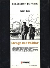 Verso de Orage sur Valdor