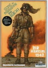 Verso de Le garde républicain -9B- Le soldat de Napoléon / Bienvenue à Diên Biên Phu !