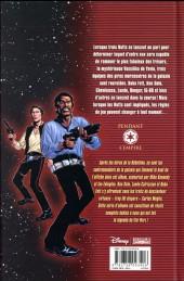 Verso de Star Wars - Icones -5- Han, Lando & Boba