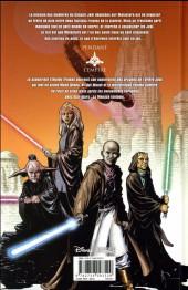 Verso de Star Wars - L'Ordre Jedi -4- Émissaires à Malastare