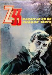 Verso de Z33 agent secret -2- Des recrues pour Hitler