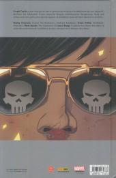 Verso de Punisher (100% Marvel - 2017) -2- Opération Condor : Fin de partie