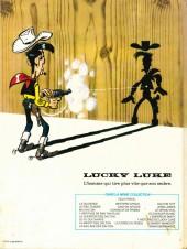 Verso de Lucky Luke -32c82- La diligence
