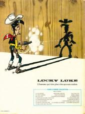 Verso de Lucky Luke -37b1982- Canyon Apache