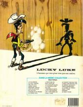 Verso de Lucky Luke -44a85- La guérison des Dalton