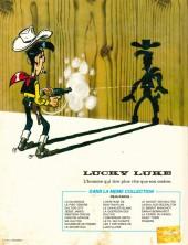 Verso de Lucky Luke -50a84- Sarah Bernhardt