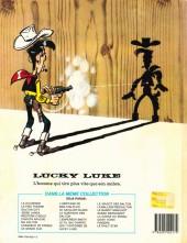 Verso de Lucky Luke -HS02b85- La ballade des Dalton