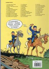 Verso de Les tuniques Bleues -26a1994- L'or du Québec