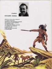 Verso de Tounga (Cartonnée) -10- Le peuple des arbres
