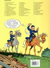Verso de Les tuniques Bleues -20b1995- Black face